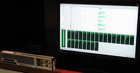 AMD показала работу шестиядерных процессоров Opteron