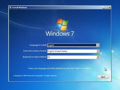 Windows 7 — старт продаж назначен на 22 октября