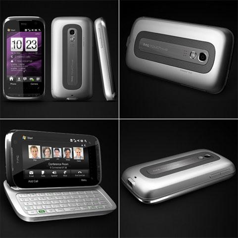 Старт продаж коммуникатора HTC Touch Pro2 в России